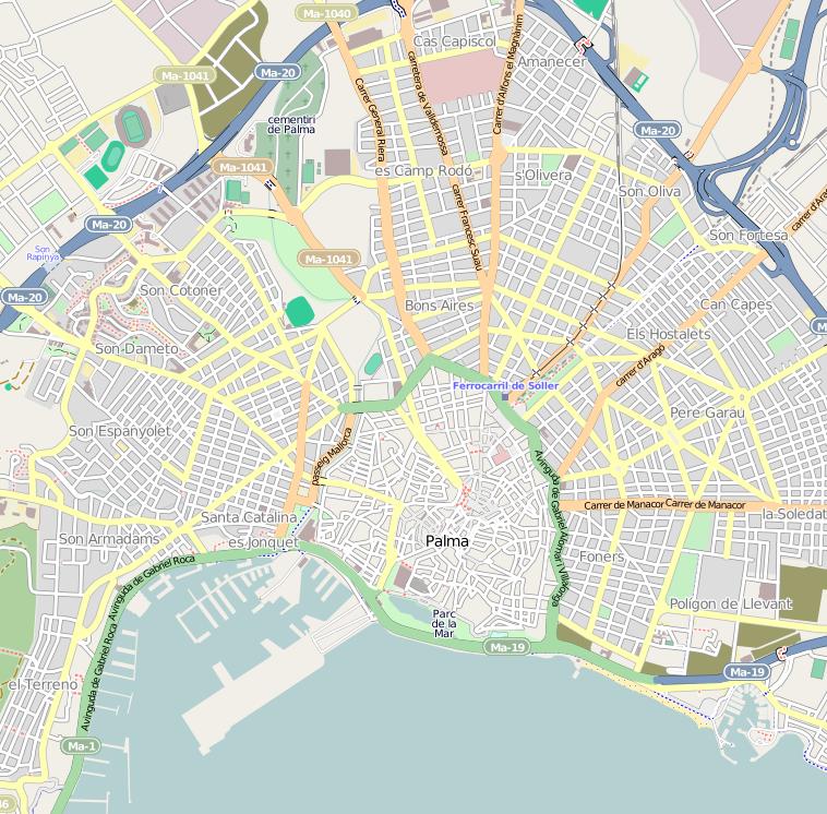 palma-mapa